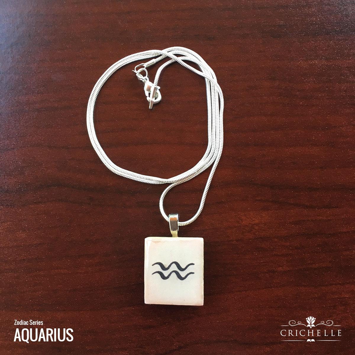 Scrabble tile necklace archives crichelle aquarius scrabble tile pendant necklace aloadofball Choice Image